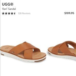 Ugg Kari Sandal (pre-worn)